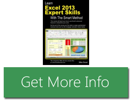 learn excel 2013 expert skills pdf